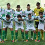 خسارة المنتخب العراقي للناشئين أمام نظيره اليمني