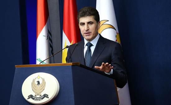 نيجيرفان:الوفد الكردي سيزور بغداد السبت المقبل