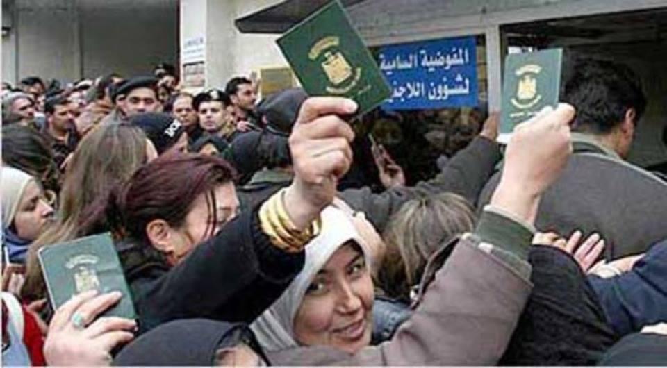 الأمن الأمريكي:الأجئين العراقيين يخضعون لتدقيق أمني أكثر شمولا من ذي قبل
