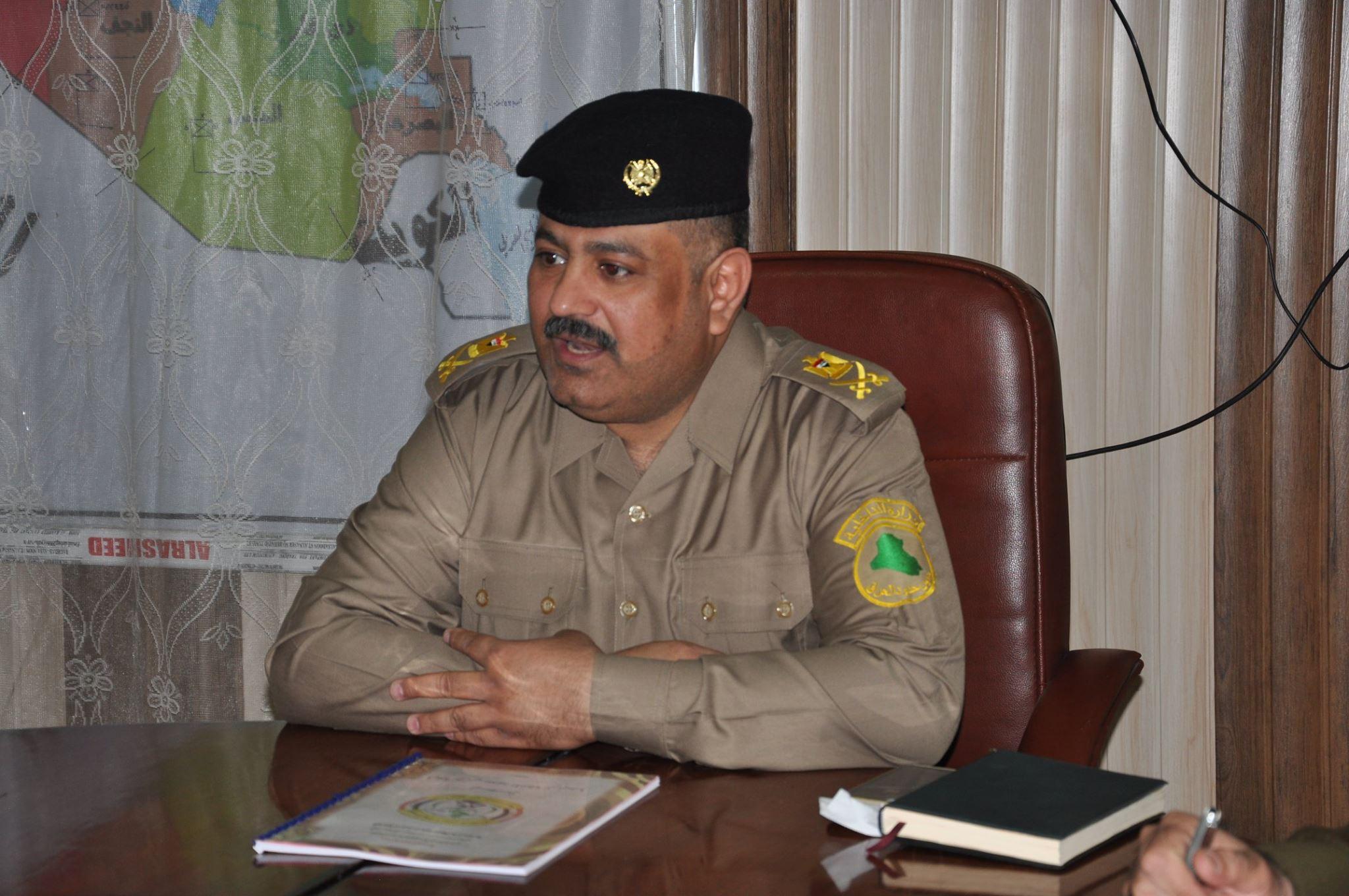 قائد شرطة كركوك:طريق كركوك أربيل سيفتح قريبا جداً