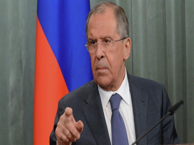 لافروف يطالب بمغادرة جميع القوات الأجنبية من سوريا