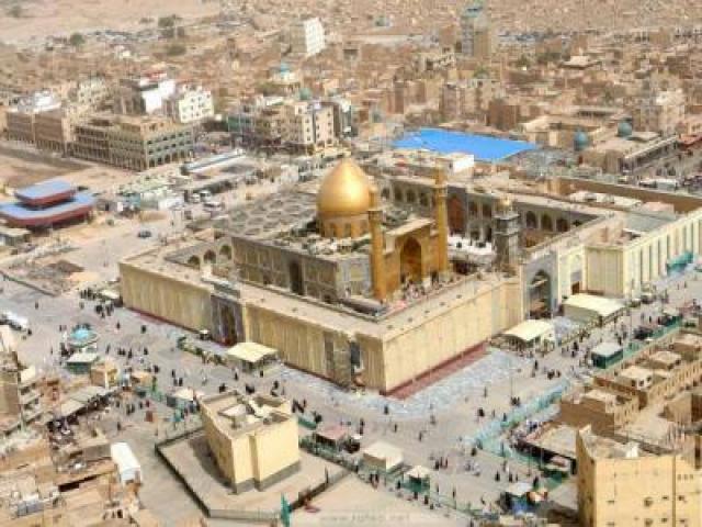 فنادق النجف شبه خاويه بسبب قلة الزوار الإيرانيين