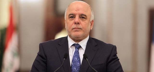 العبادي:شكلنا وفداً للتباحث مع الأمريكان لإبعاد العراق عن الالتزام بالعقوبات ضد العزيزة إيران