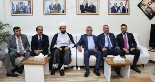 مليشيات وقحة و أحزاب فاسدة تنتصر لمفوضية التزوير..!!