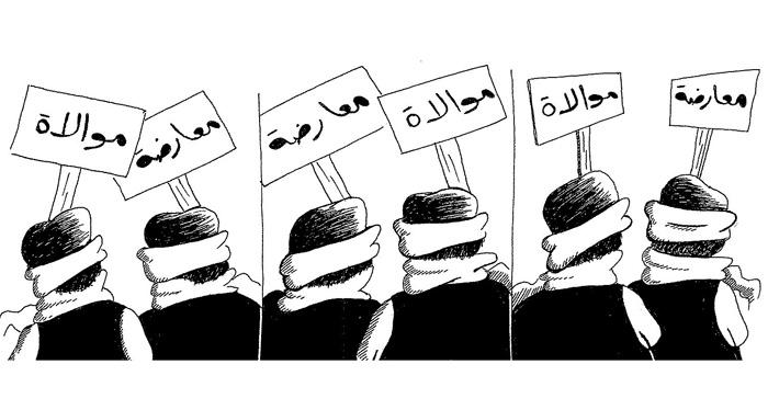 بمبة الديمقراطية!!