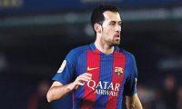 برشلونة يبحث زيادة راتب بوسكيتس