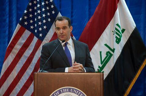 مصدر:ماكغورك قدم ضمانات للأكراد وللمحور من أجل التحالف مع العبادي