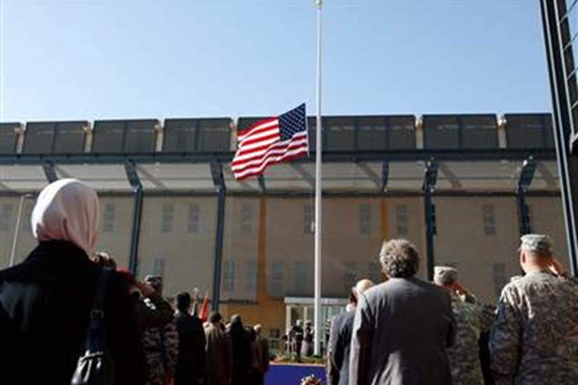 السفارة الأمريكية:الحكومة العراقية ملتزمة بالعقوبات الاقتصادية على إيران