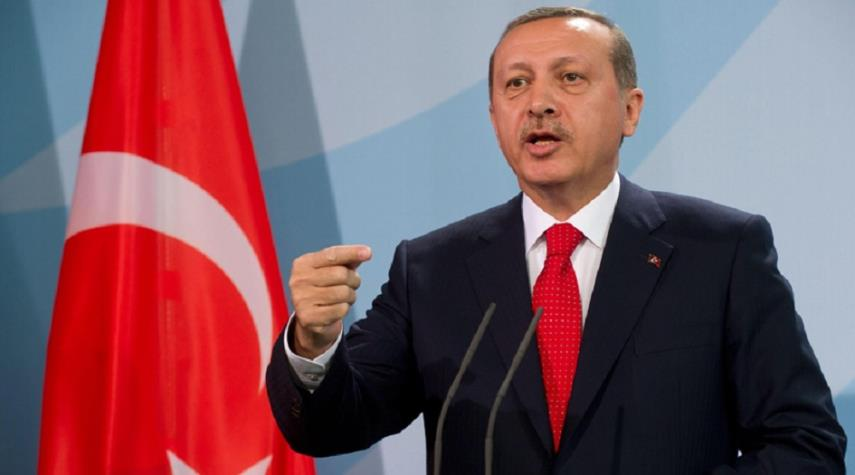 أردوغان:نسعى لتنفيذ 1000 مشروع خلال 100 يوم