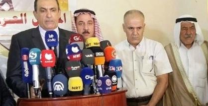 عرب كركوك يرفضون جعل المحافظة ورقة مساومة في تشكيل الحكومة القادمة