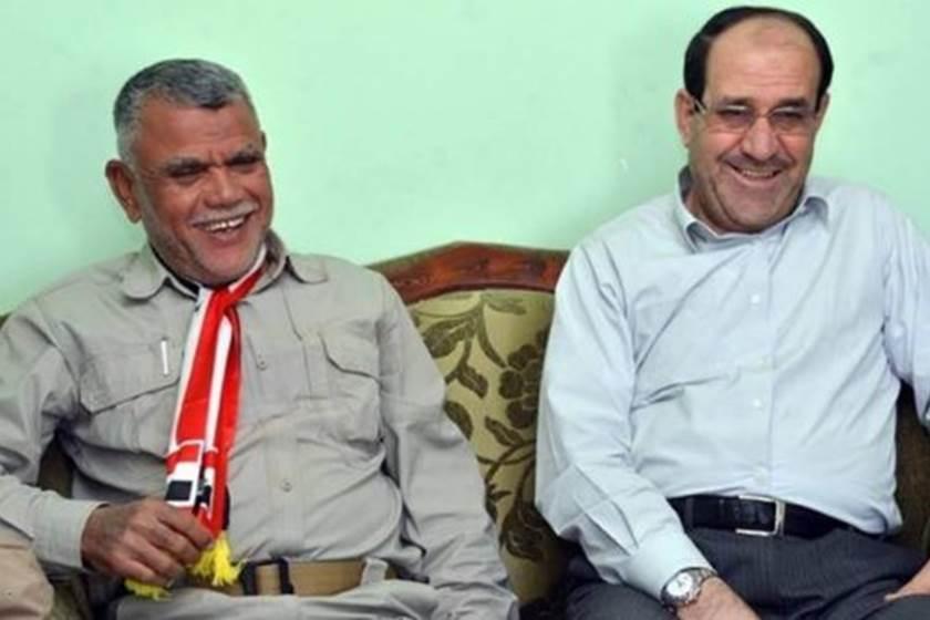 حزب بارزاني:لن نتحالف مع المالكي والعامري