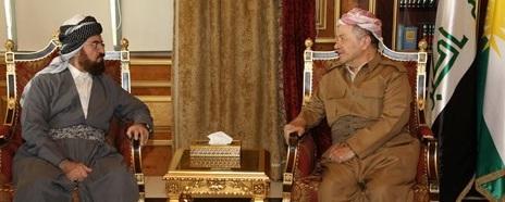 مسعود:الشعب الكردي لن يتخلى عن مشروع تحقيق دولته
