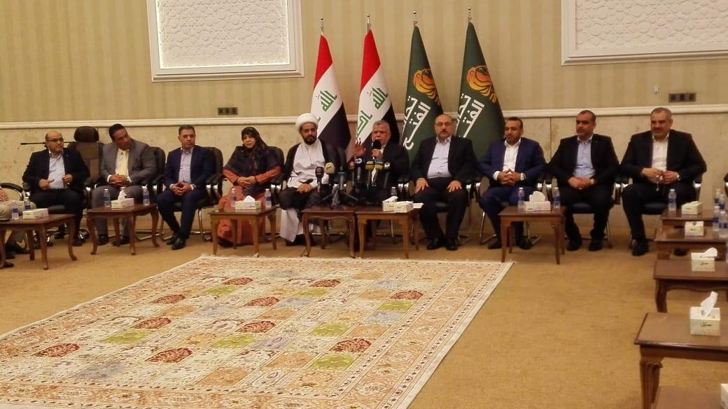 اجتماع مهم لتحالفي المالكي والعامري برئاسة الأخير