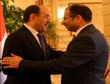 """الجبوري:تحالف """"المحور الوطني"""" السنّي سيتحالف مع المالكي والعامري !"""
