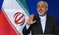 ظريف:العقوبات الأمريكية على إيران لن تغير من سياستها الإقليمية
