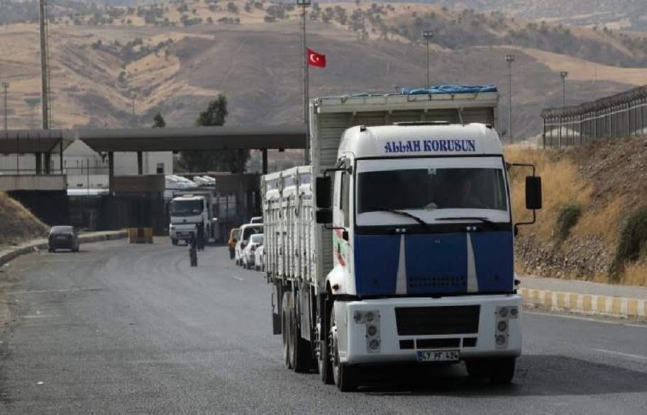 العراق وتركيا يبحثان فتح منفذ فيشخابور