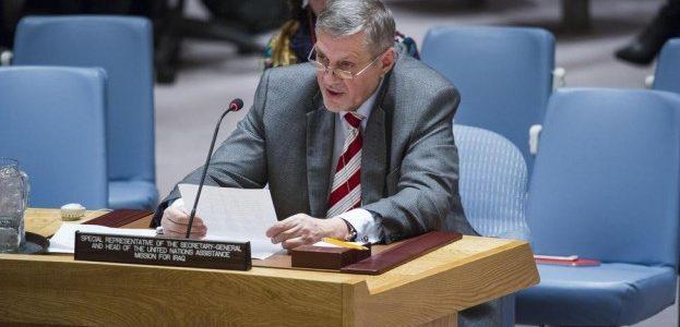 كوبتيش أمام مجلس الأمن:الشعب العراقي لايثق بالطبقة السياسية
