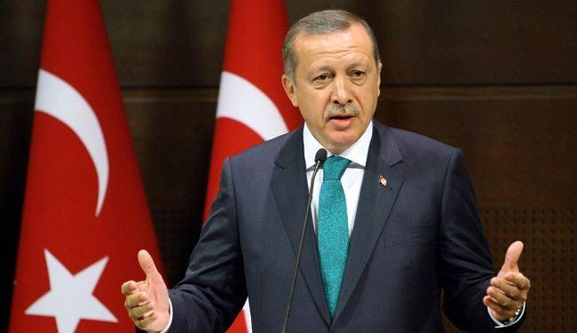 أردوغان: لن نتراجع عن سياساتنا المتعلقة بسوريا والعراق