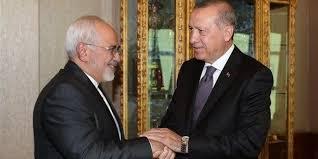 زيارة مفاجئة إلى تركيا..ظريف يلتقي أردوغان