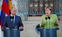 بوتين:من اولوياتنا إعادة اعمار سوريا