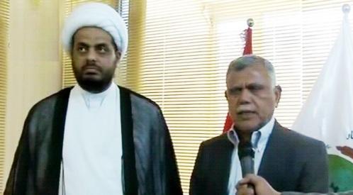 العامري:الخنجر مشمول بالمادة 4 إرهاب والحكومة والقضاء من سمح له بالمشاركة في الانتخابات