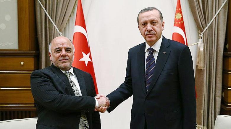 مصادر:زيارة العبادي لتركيا لتعزيز العلاقات معها