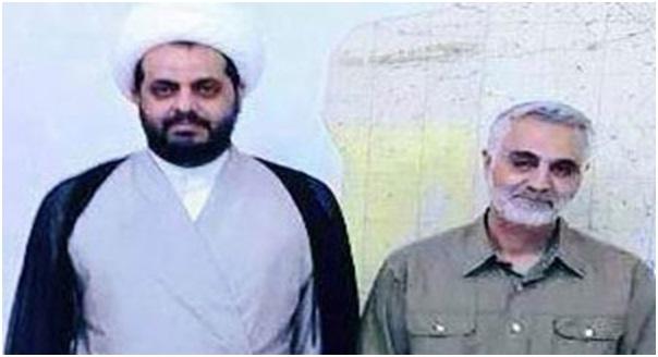 الخزعلي:المحور الإيراني سينتصر في العراق