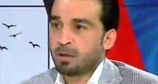 """ائتلاف المالكي """"سعيد"""" بفوز مرشحه لرئاسة البر لمان الحلبوسي"""