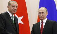 اليوم ..اجتماع بين بوتين وأردوغان لبحث التسوية السورية