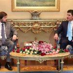 نيجيرفان:كل التسهيلات أمام الشركات الروسية في كردستان