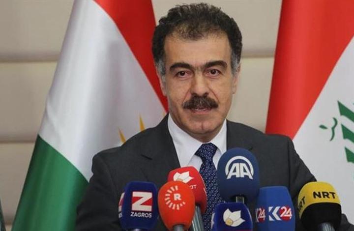 حكومة كردستان ترفض تسليم عناصر الأحزاب الإيرانية المعارضة إلى طهران
