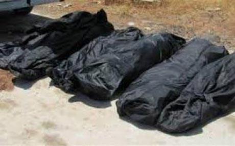 وزارة الصحة تعلن استلام دائرة الطب العدلي في البصرة 4 جثث لشباب قتلوا رميا بالرصاص