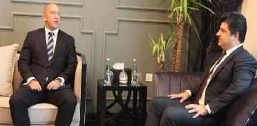 جنكي والسفير النيوزلندي يبحثان تشكيل الحكومة القادمة