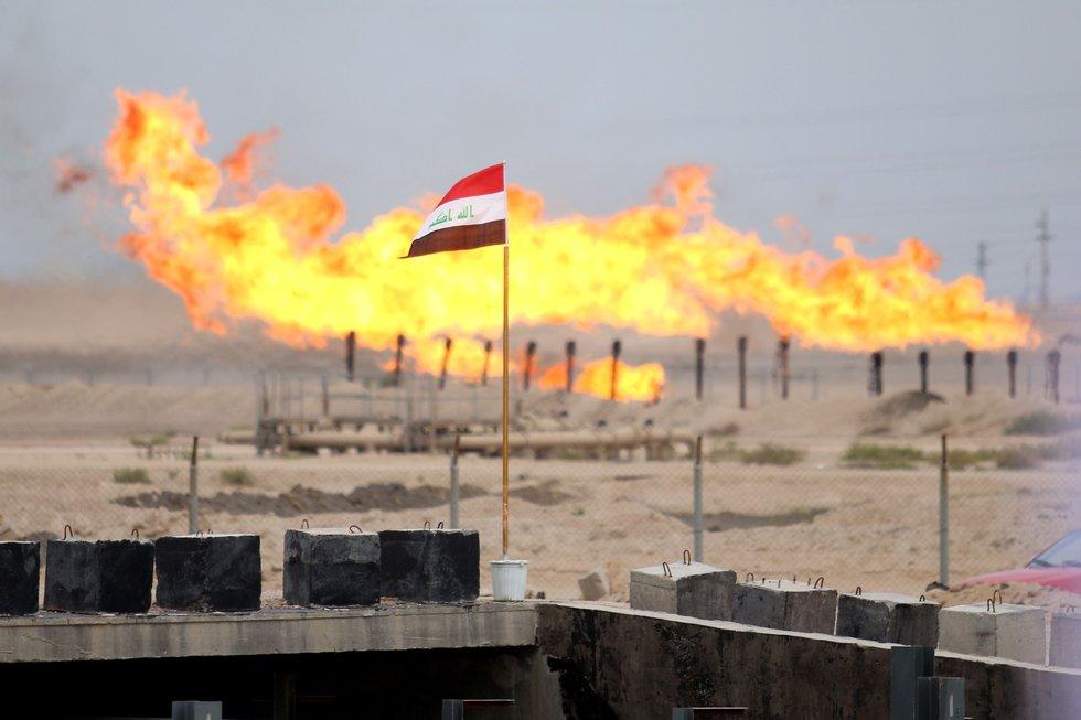 صادرات النفط العراقي مرتفعة في الشهر الجاري
