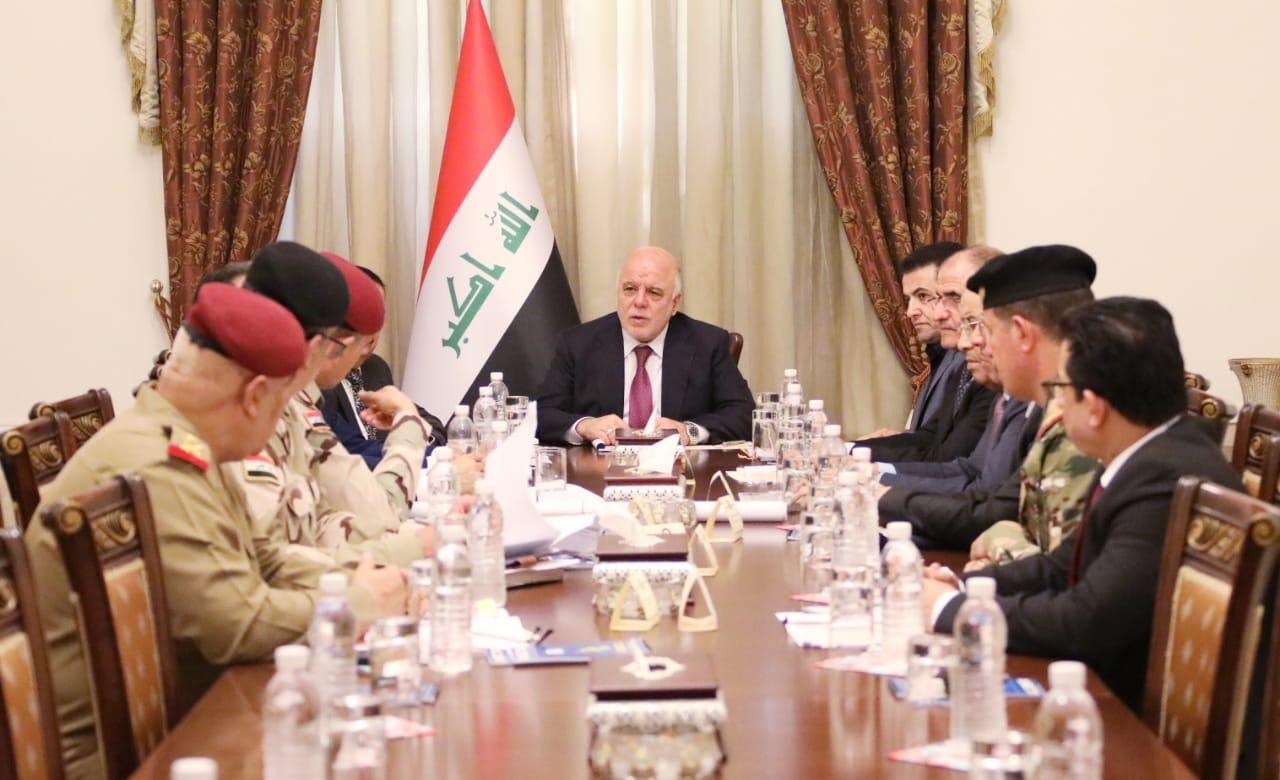 القائد العام يأمر بنشر القوات العراقية على الحدود العراقية التركية