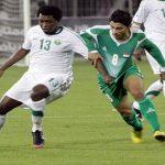 منتخب شباب العراق يخسر أمام مضيفه السعودي