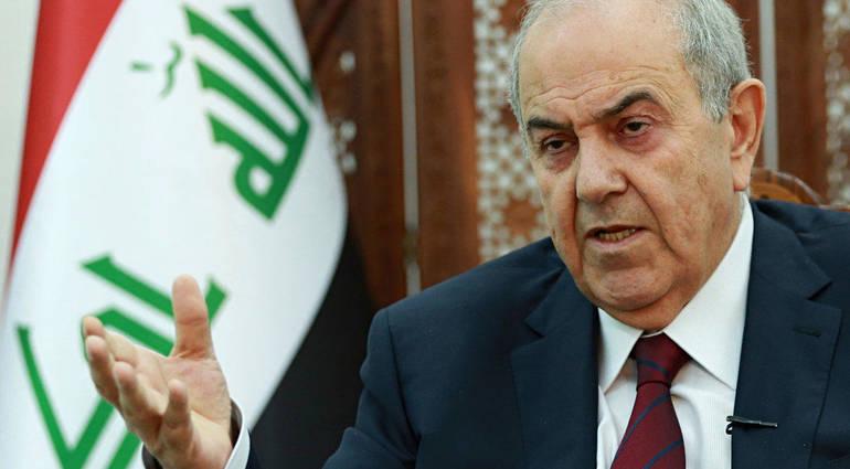 """علاوي:دعاة الإصلاح والبناء يهتفون بأسم """"الحسين"""" زوراً وكذباً"""