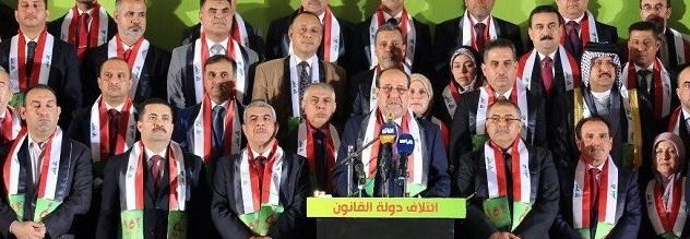 ائتلاف المالكي:لن نصوت على مرشح حزب بارزاني لرئاسة الجمهورية