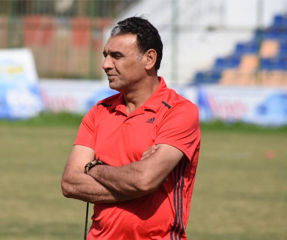 المدرب احمد خلف ضمن الملاك التدريبي للمنتخب الوطني
