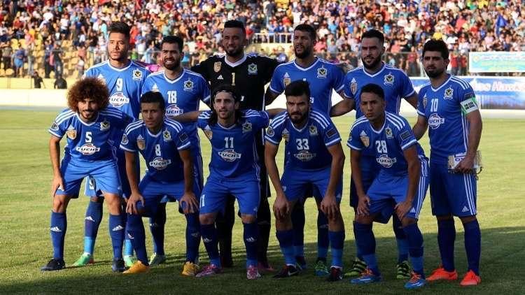 الثلاثاء المقبل..فريق القوة الجوية أمام نظيره الجزيرة الأردني في عمان