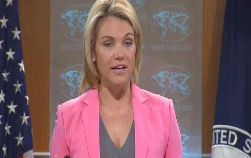 الخارجية الأميركية تؤكد على إغلاق البعثة الدبلوماسية الفلسطينية في واشنطن