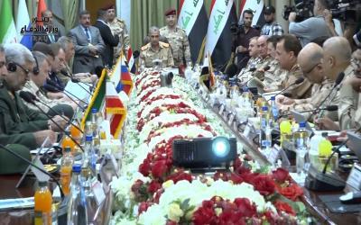 إنطلاق أعمال المؤتمر الأمني للتحالف الرباعي في بغداد