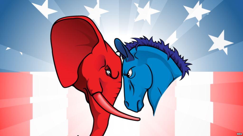 الحزب الديمقراطي يتجه لانتزاع الأكثرية في الكونغرس الأميركي