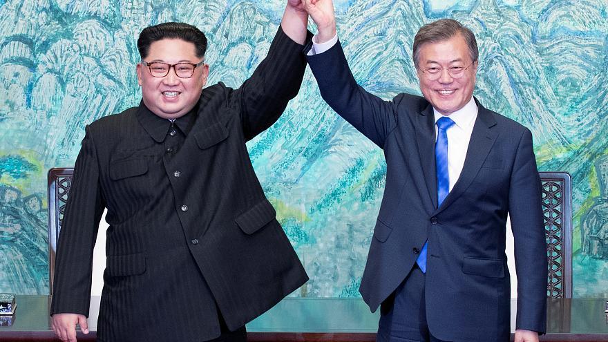 قمة بين الكوريتين لنزع السلاح النووي
