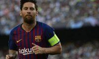 ميسي يدخل تاريخ دوري الأبطال برقم فريد مع برشلونة