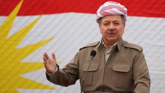 البارزاني يعلن عن إجراء استفتاء آخر في كردستان