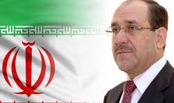 """المالكي """"مقهور """" جداً على حرق مبنى القنصلية الإيرانية في البصرة"""