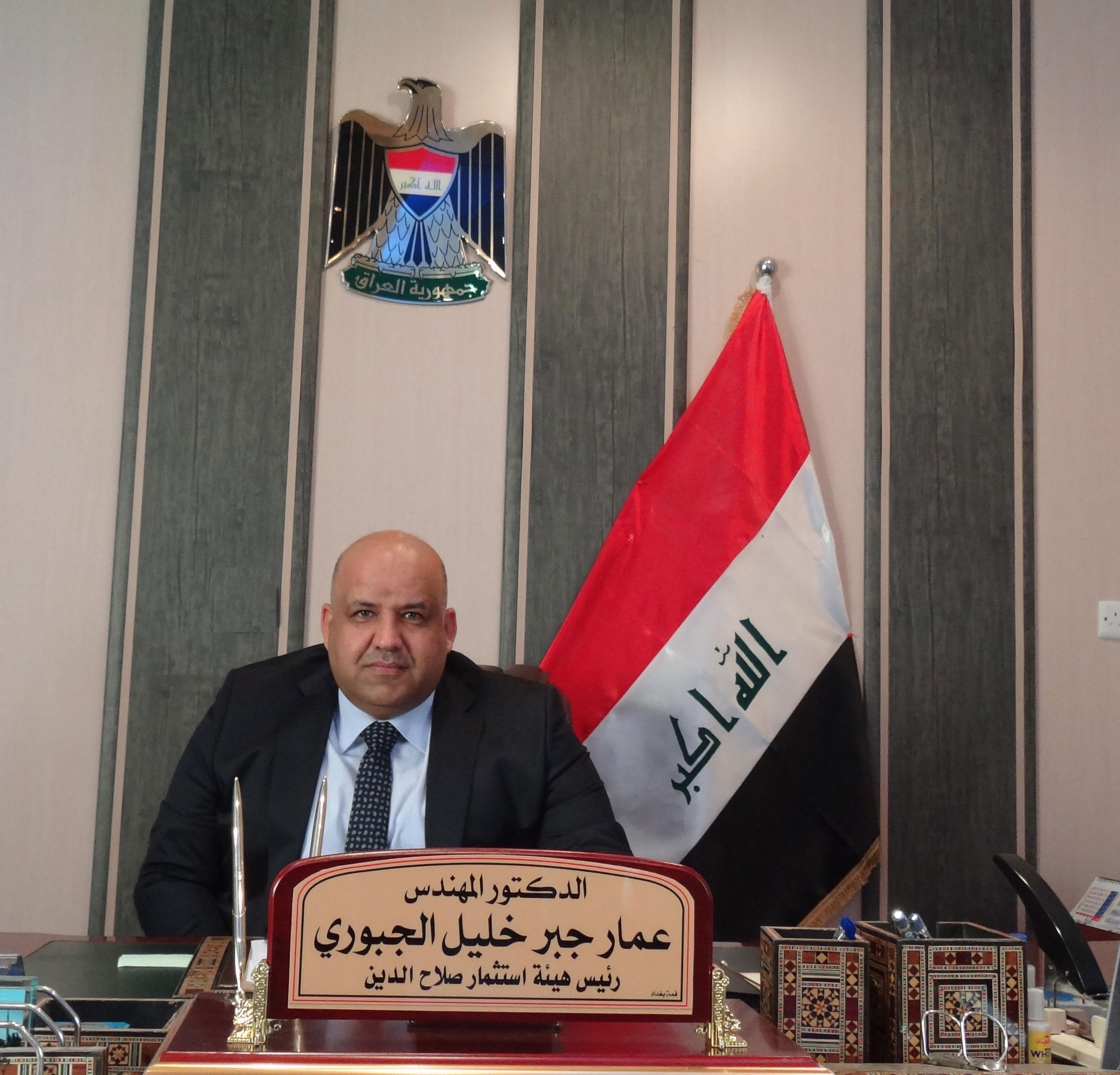 """مصدر:إدارة محافظة صلاح الدين لن تخرج عن """"عشيرة الجبور"""""""