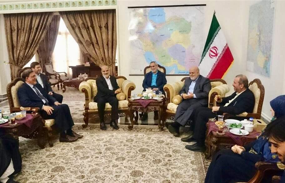 المجلس الأعلى لمسجدي:تحترق بيوتنا ولا قنصلية الحبيبة إيران