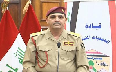 الإعلام الأمني:إنطلاق عملية عسكرية في صحراء العراق الغربية